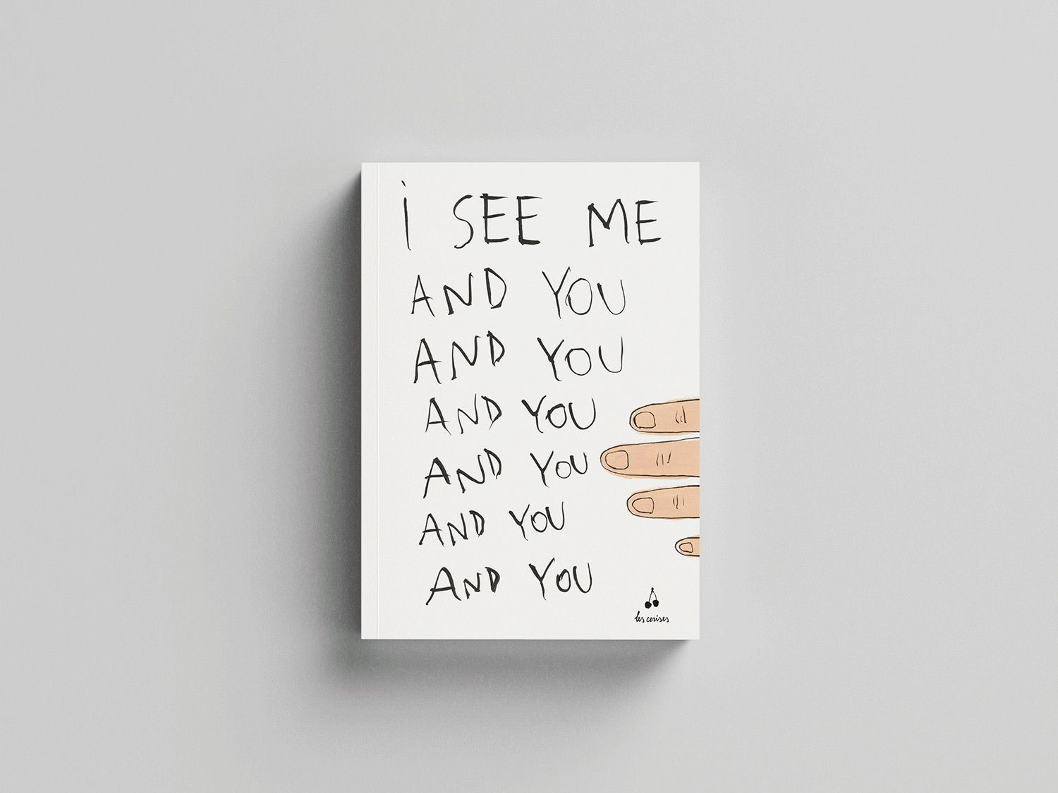 Adelaide Cioni - I see me. And you and you and you