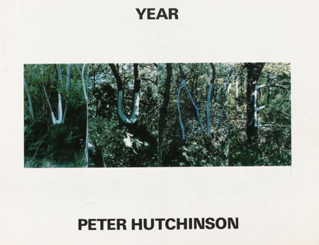 Peter Hutchinson - Year