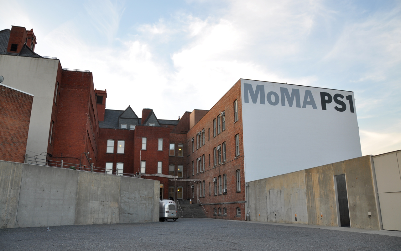Richard #Nonas participates into the group show: FORTY @MoMA PS1 -